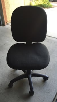 Used Black Office Chairs For Work Or Students In Tucson