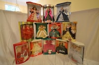 Holiday Barbie Collection Huntersville, 28078
