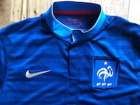 Maillot officiel équipe de France FFF 2011 Chevreuse, 78460