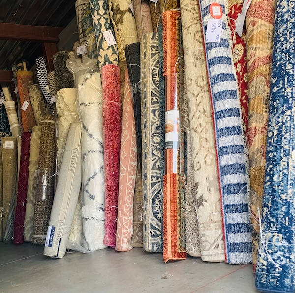AREA RUG CLEARANCE EVENT -This Weekend! Save up to 75% Off Retail Prices!