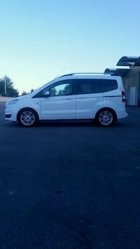 Ford - Courier - 2016 Konya