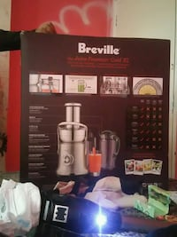 the juice fountain cold xl breville