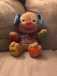 Fisher price laugh & learn learning puppy  Richmond, V6Y