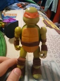 Michael Angelo TMNT action figure