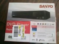 Brand new dvd player in box  Canton, 44703