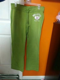 Hollsister sweat pants 381 mi