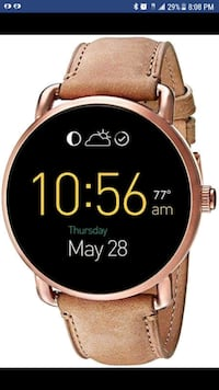 Womans Fossil Q watch brand new Manchester, 03103