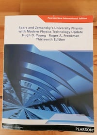 Sears and Zemansky's University Physics 13th ed. Merkez Mahallesi, 34310