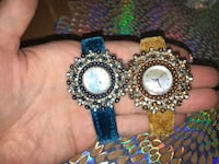 Set of 2 for $5 total watches(firm on price)