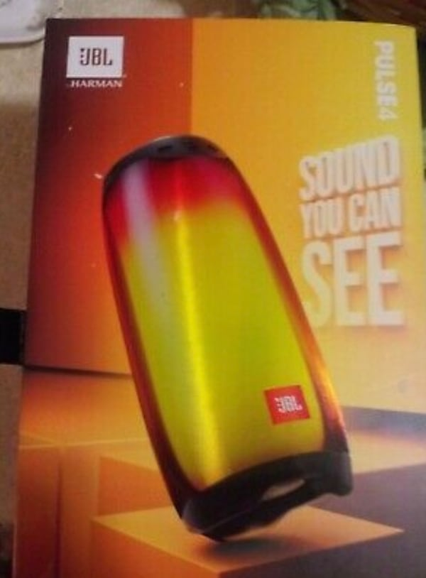 JBL Pulse 4 Waterproof portable blutooth speaker with light show 4a24cd23-cf6f-4b9e-81ad-fd5bdabe19e9