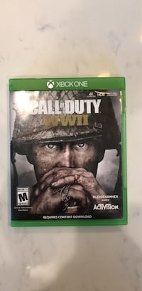 Call of Duty WWII Xbox One Gilbert, 85297