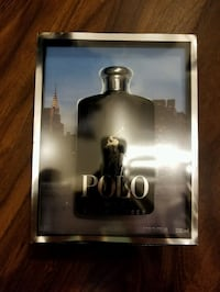 Polo black cologne - new in box Ridgeland, 39157
