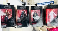 "Star Wars Black Series 6"" Figures  Riverside, 92505"