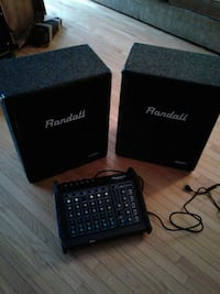 Randall RAP 601 with speakers Rockville, 20850
