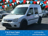 Ford-Transit Connect-2013 Redford