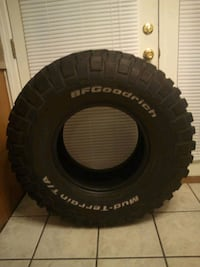 Never used spare 37 inch tire