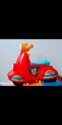 red and blue ride on toy Mississauga, L5V 2Z3