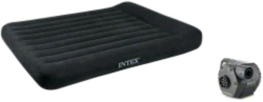 Intex Inflaitable Twin Size Mattress with Built in Pump 120 Volt (NEW)