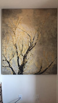 Painting from  Z Gallerie Durham, 27703