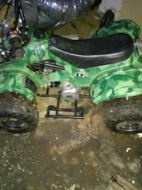 green and black camouflage ATV Louisville, 40204