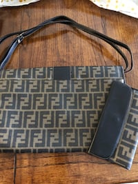 Fendi purse and wallet Authentic  Vaughan, L6A