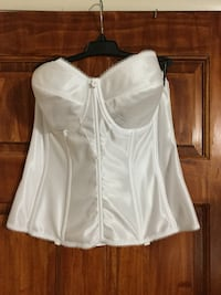 White Bustier 38D Springfield, 22153