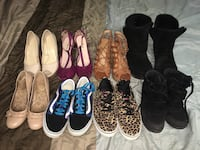 Shoe lot Channelview, 77530