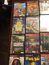 Ps2 games and system includes everything  Edmonton, T5R 3L8