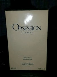 Obession After Shave for Men by Calvin Klein Chesapeake, 23322