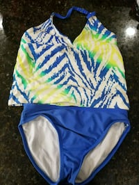 Girls youth swim suit: size 7-8  Fort Worth, 76131