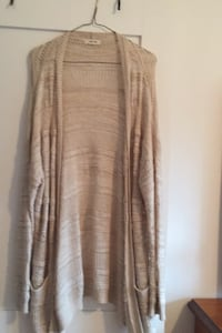 Long Sweater from Garage med/large.