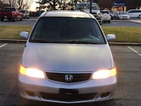 2004 HONDA ODYSSEY EX-L-129k-NO MECHAICAL ISSUES-DVD PL-LEATHER  Columbia