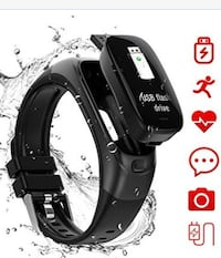 Fitness Tracker with Built-in 32GB Drive, Heart Rate NEW 1/2 PRICE