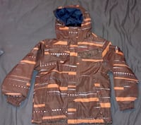686 Boys Medium Youth Evolution Jacket Sleeve Exte Martinsburg