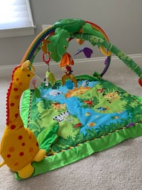 Fisher price baby play gym Herndon, 20171
