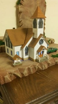 brown and white house miniature Oakland, 94601