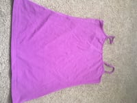 purple tank top Grande Prairie, T8V 2G8