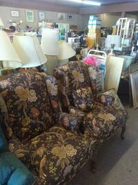New wing back chairs. Las Vegas, 89101