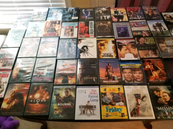 Awesome dvds