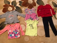 Toddler's assorted clothes Sterling, 20164