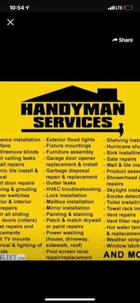 Handyman North Las Vegas