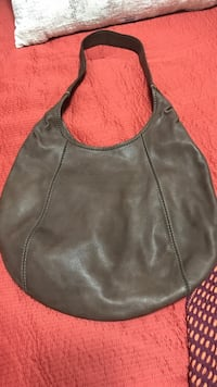 Lucky brand leather brown bag Fayetteville, 13066