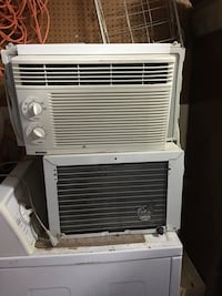 white window-type AC unit Germantown, 20874