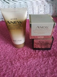 Anew Day/ Night Cream & Cleanser