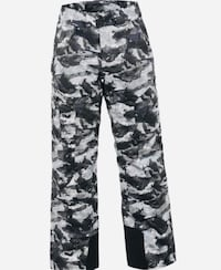 BOYS size small snow pants barely used!