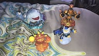 Skylanders Figures Los Angeles, 91402