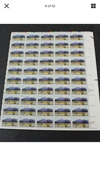 SCOTT#2444,25C STAMP WYOMING STATEHOOD SHEET OF 50 MNH OG BCV $68 Alexandria, 22309