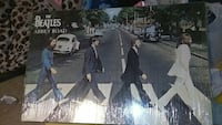 BRAND NEW VINTAGE wooden Beatles picture Norwich, 06360