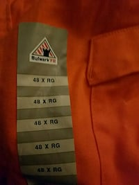 Bulwark FR coveralls light weight
