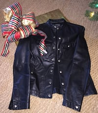 Lucky leather jacket
